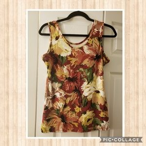 Honey and Lace Melrose tank